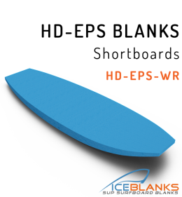 HD-EPS SHORTBOARD BLANKS