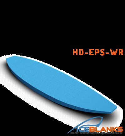 "HD-EPS SHORTBOARD Blank 6'-2"""