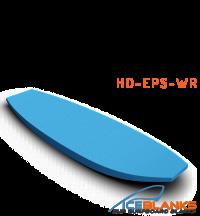 "HD-EPS FISH/EGG BOARD Blank 6'-5"""