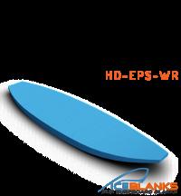 "HD-EPS SHORTBOARD Blank 6'-6"""