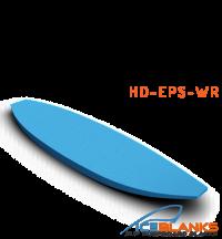 "HD-EPS SHORTBOARD Blank 6'-7"""