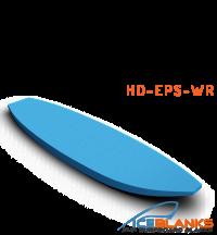 "HD-EPS SHORTBOARD Blank 6'-8"""